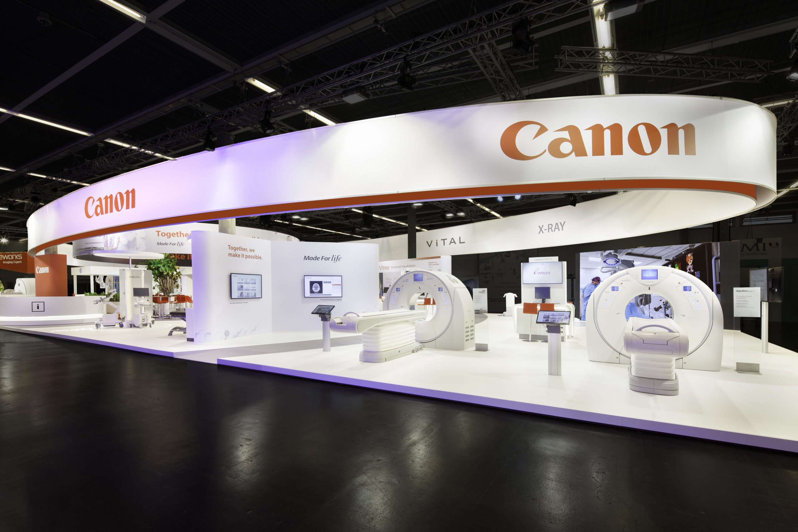1 CAS Exhibition Partners - Canon - ECR Vienna 2018 - 3