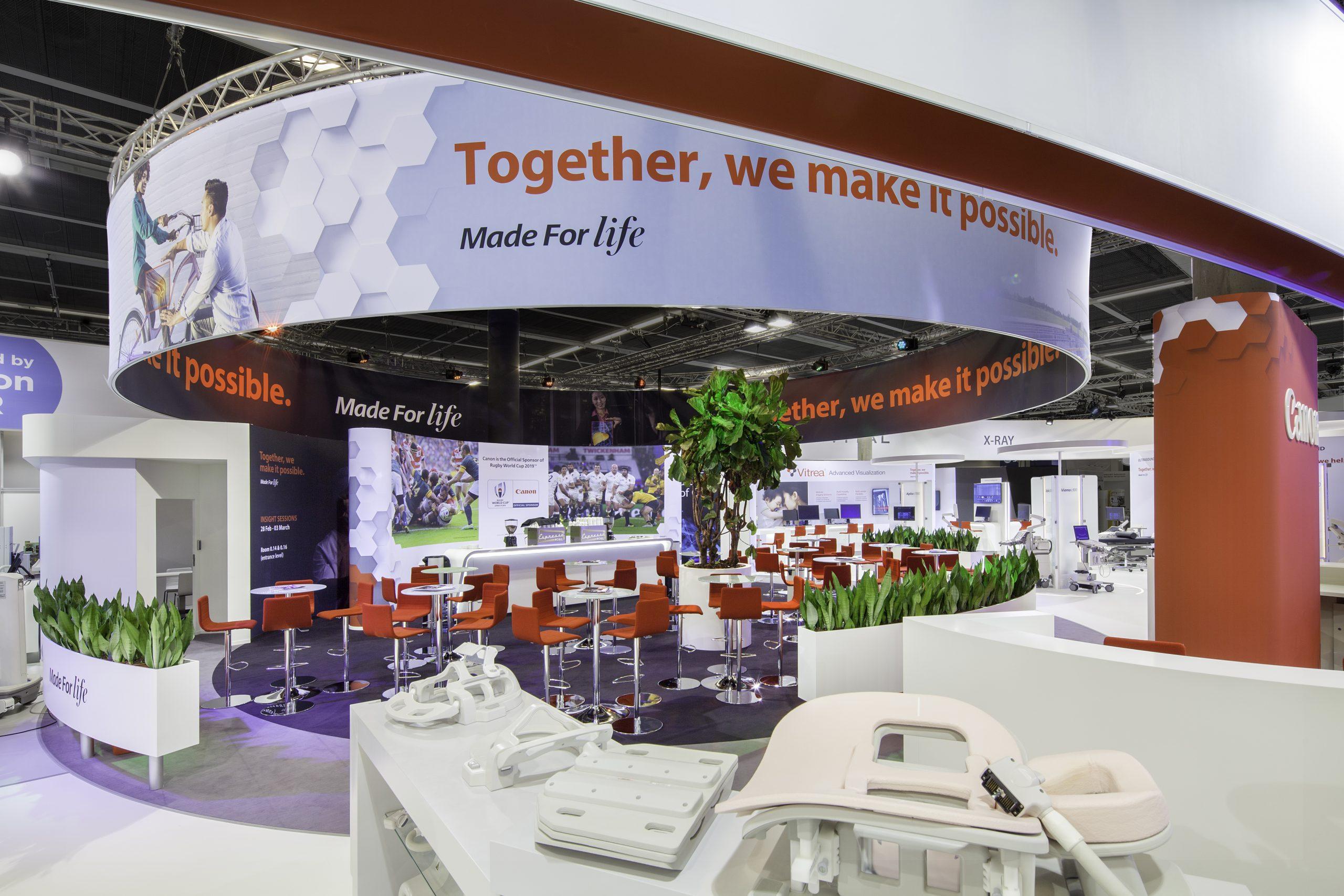 2 CAS Exhibition Partners - Canon - ECR Vienna 2018 - 2