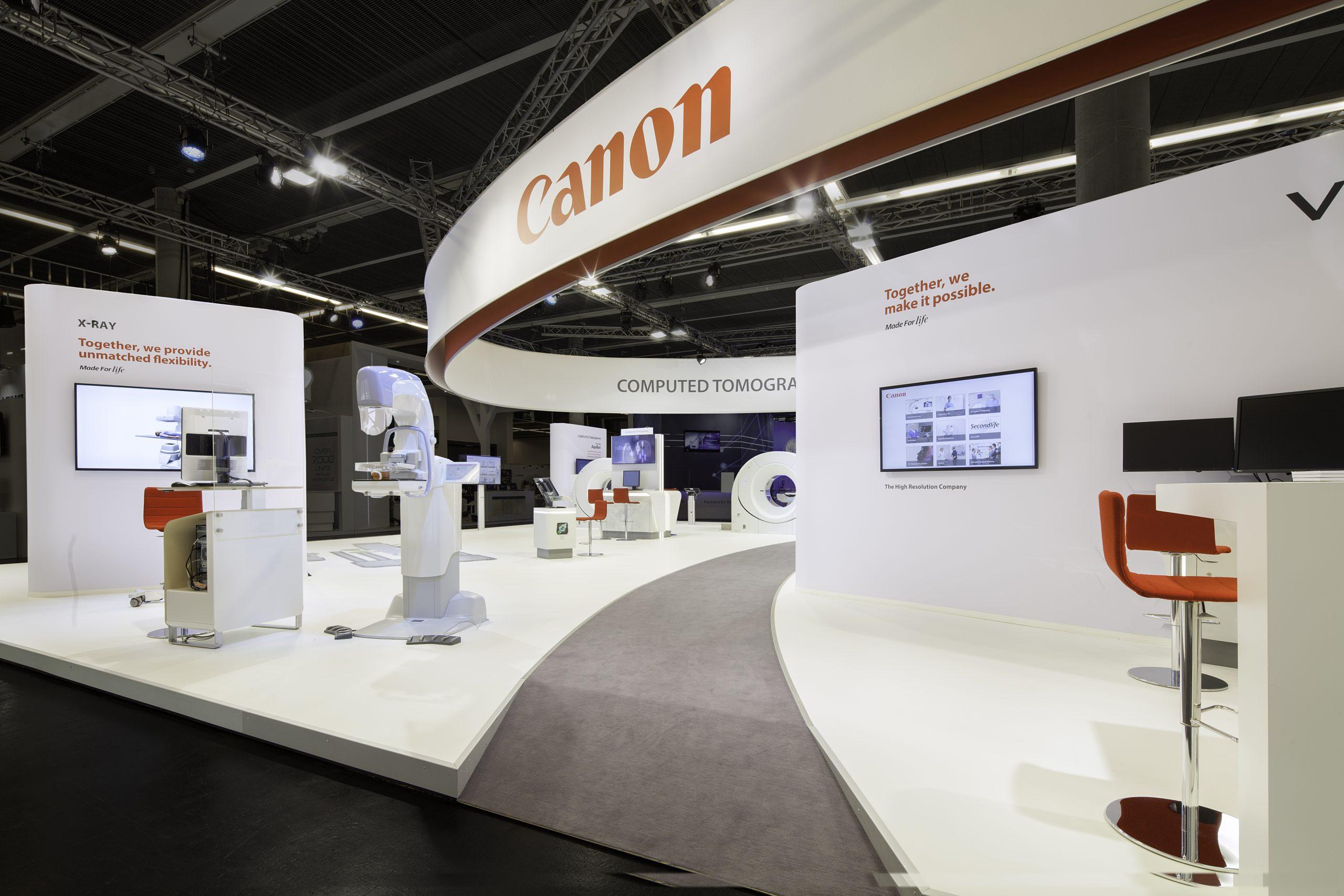 4 CAS Exhibition Partners - Canon - ECR Vienna 2018 - 10