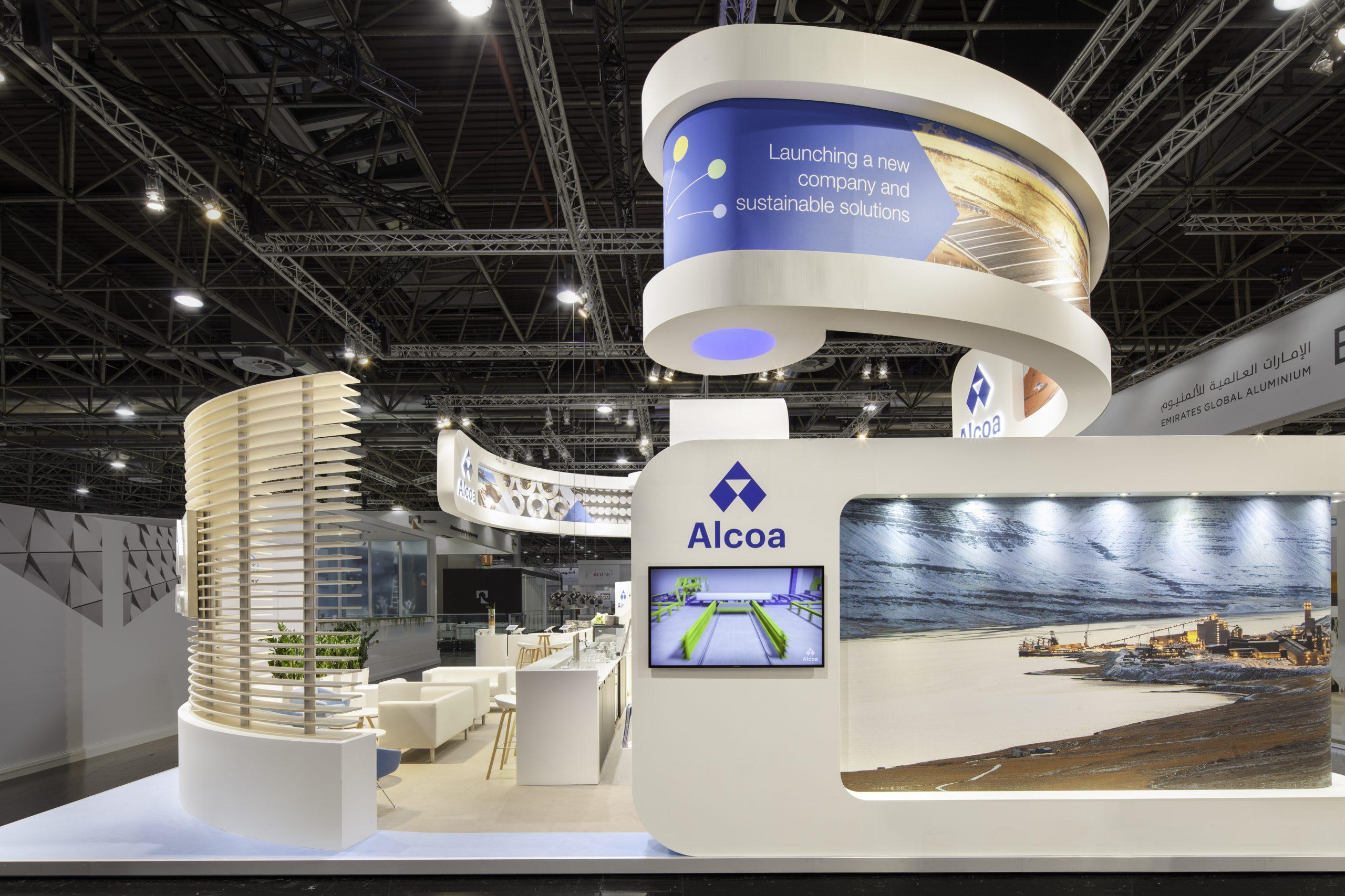 CAS Exhibition Partners - Alcoa - Aluminium 2016 - Dusseldorf - Standbouwfotografie #4642