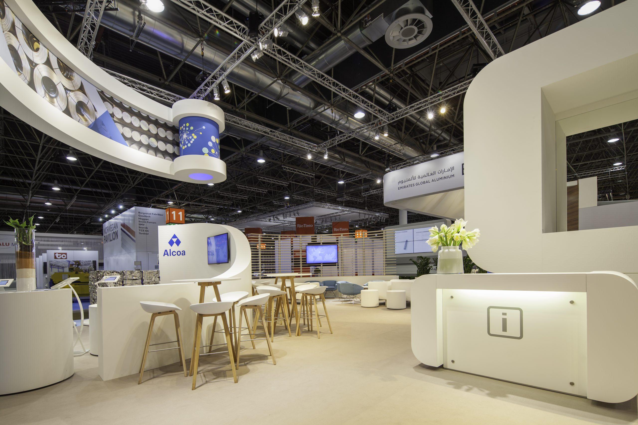 CAS Exhibition Partners - Alcoa - Aluminium 2016 - Dusseldorf - Standbouwfotografie #4728