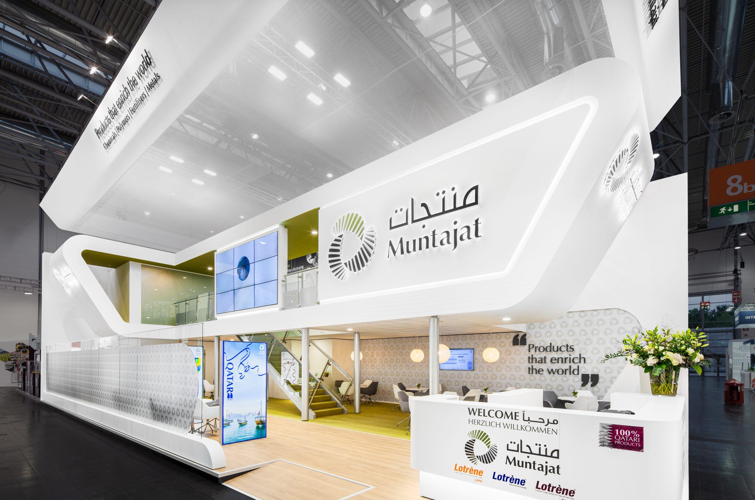 CAS Exhibition Partners - Muntajat - K 2019 - Düsseldorf - Standbouwfotografie #9445