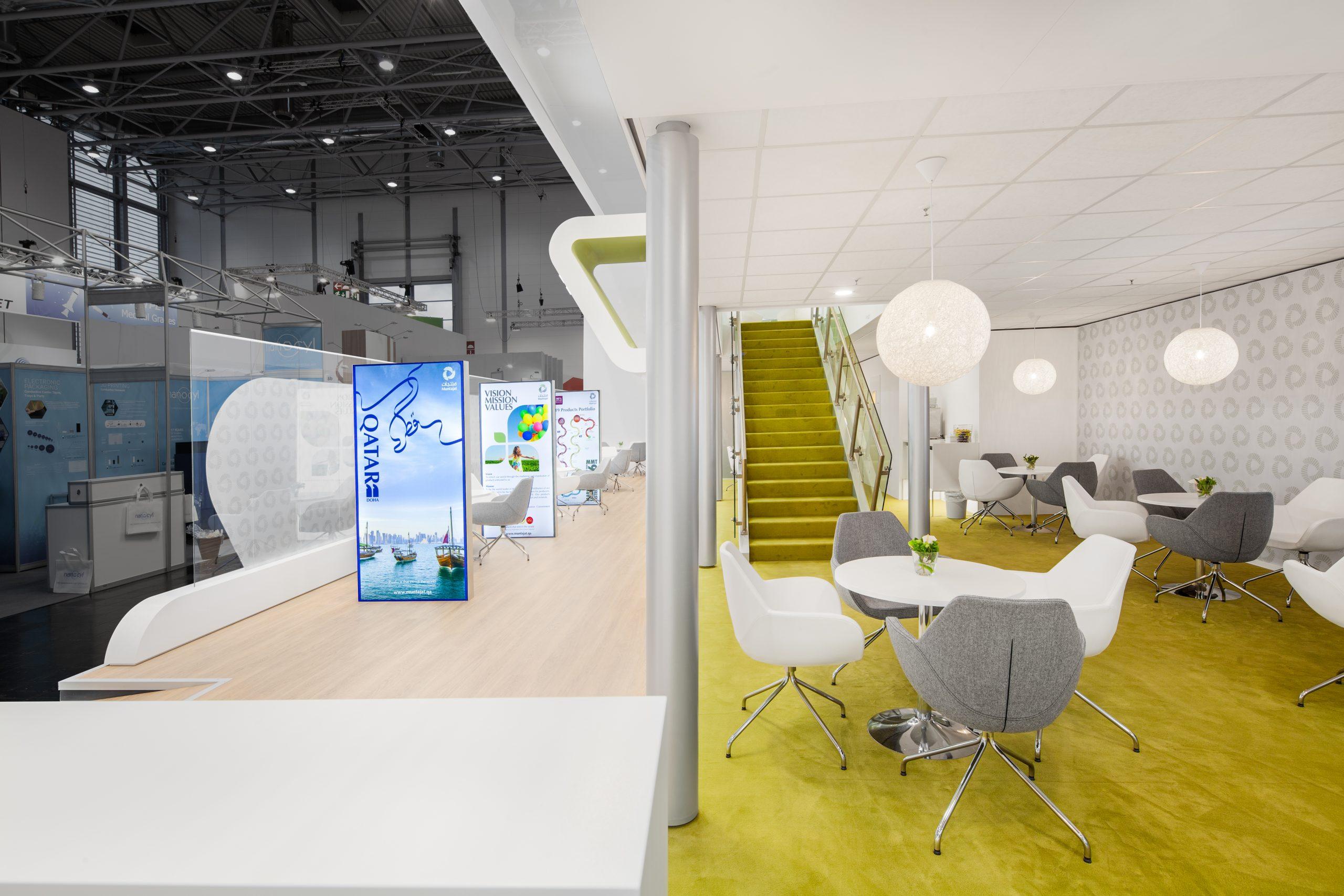 CAS Exhibition Partners - Muntajat - K 2019 - Düsseldorf - Standbouwfotografie #9457