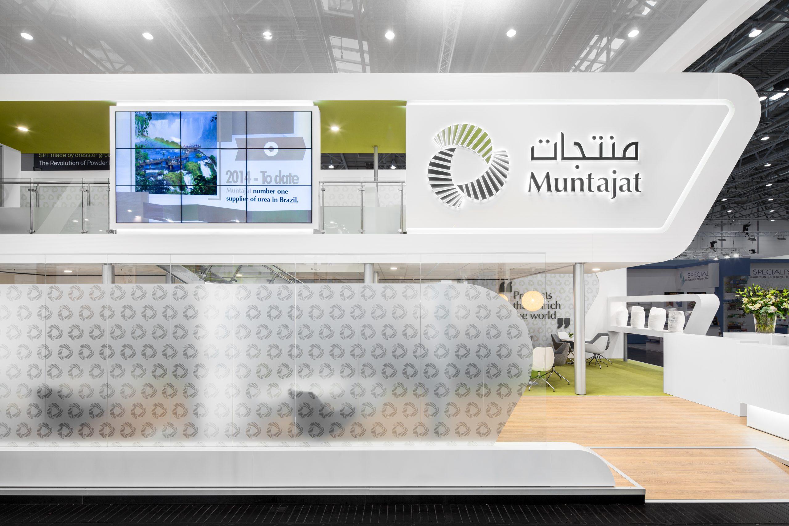 CAS Exhibition Partners - Muntajat - K 2019 - Düsseldorf - Standbouwfotografie #9461