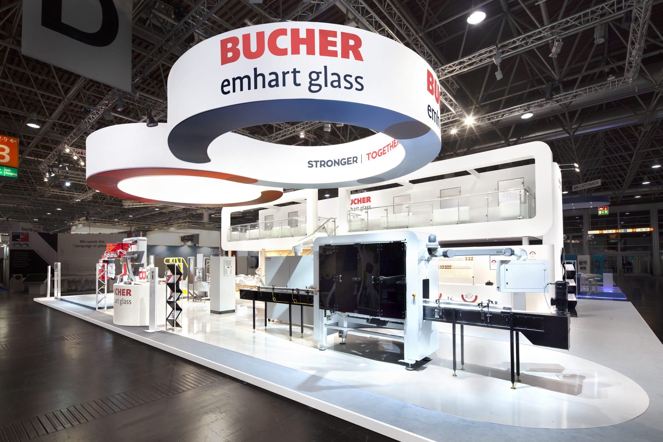 1 CAS Exhibition Partners - Bucher - Glasstec 2018 - Dusseldorf - Standbouwfotografie #0962