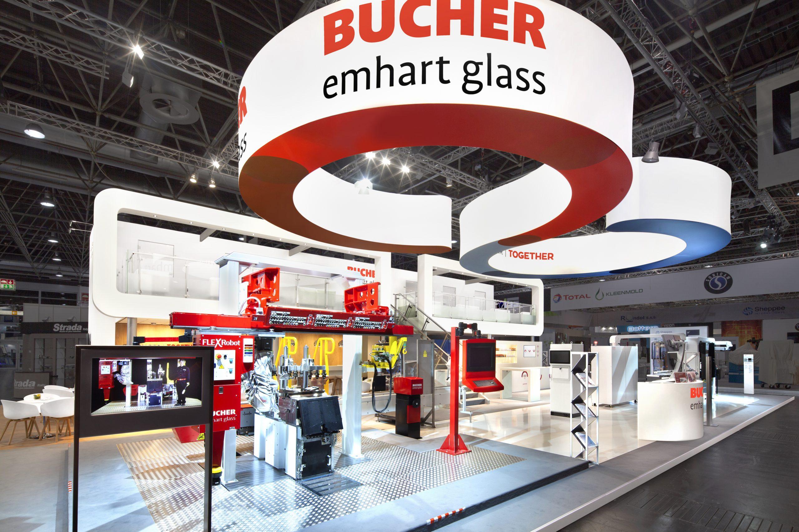 2 CAS Exhibition Partners - Bucher - Glasstec 2018 - Dusseldorf - Standbouwfotografie #0971