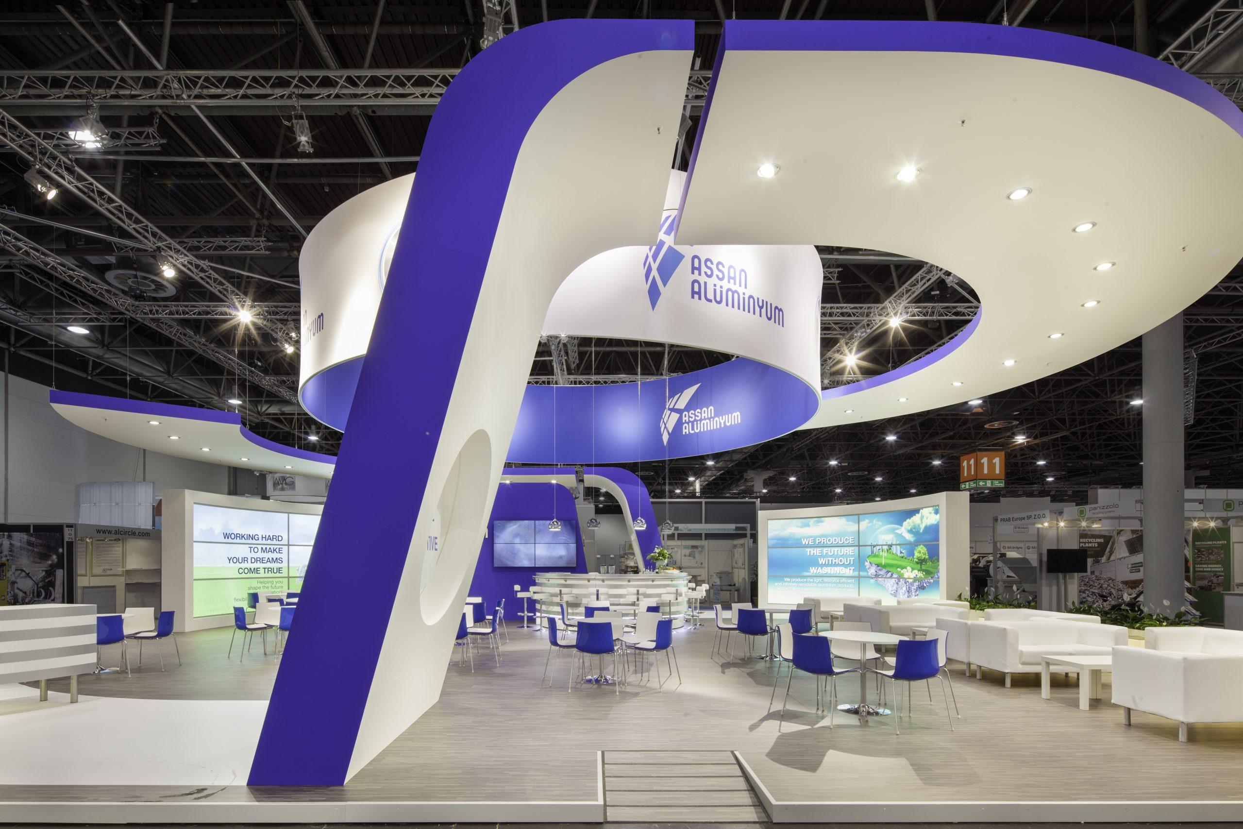 CAS Exhibition Partners - Assan - Aluminium 2016 - Dusseldorf - Standbouwfotografie #5198