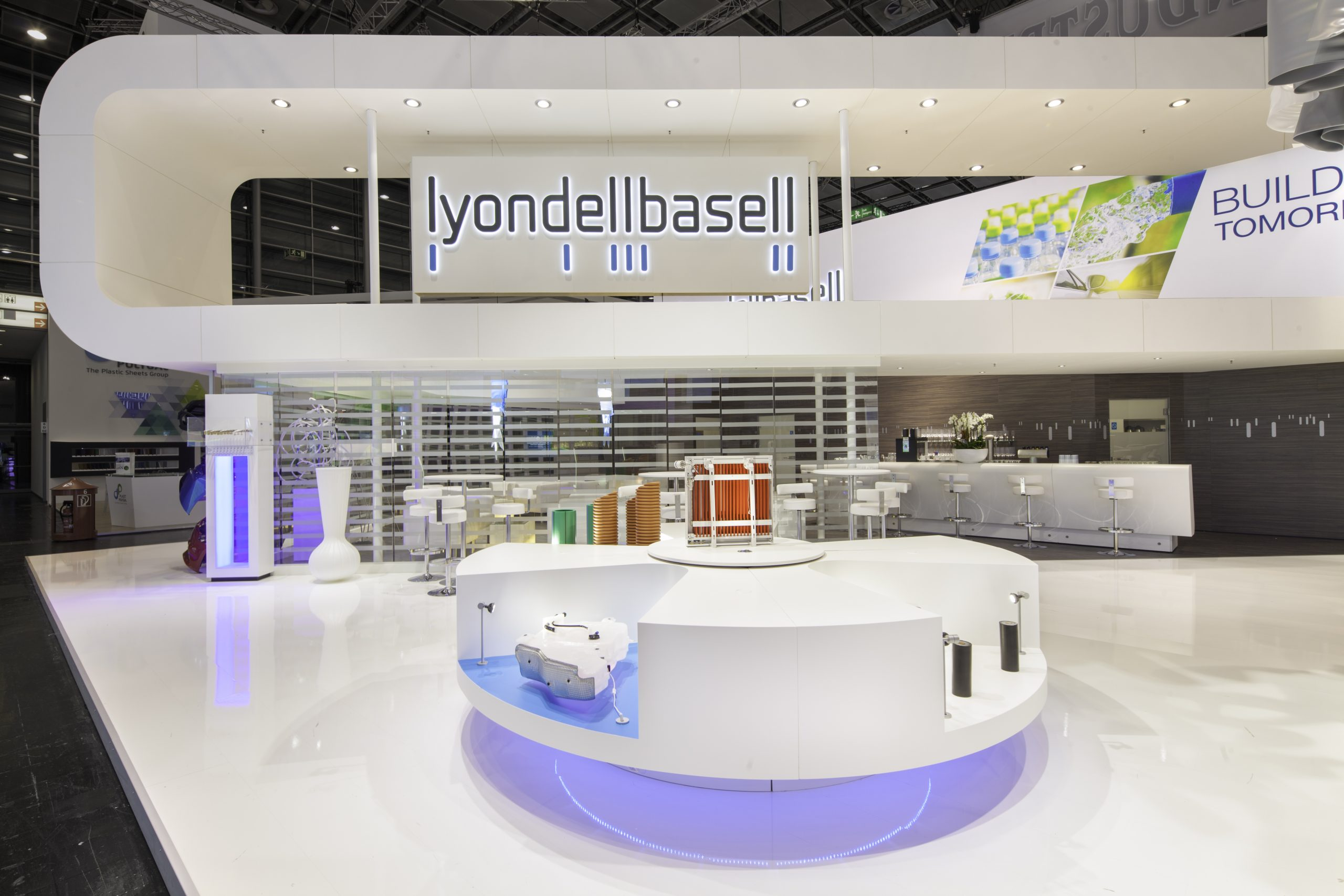 CAS Exhibition Partners - Lyondell Basell - K 2016 - Standbouwfotografie #2962