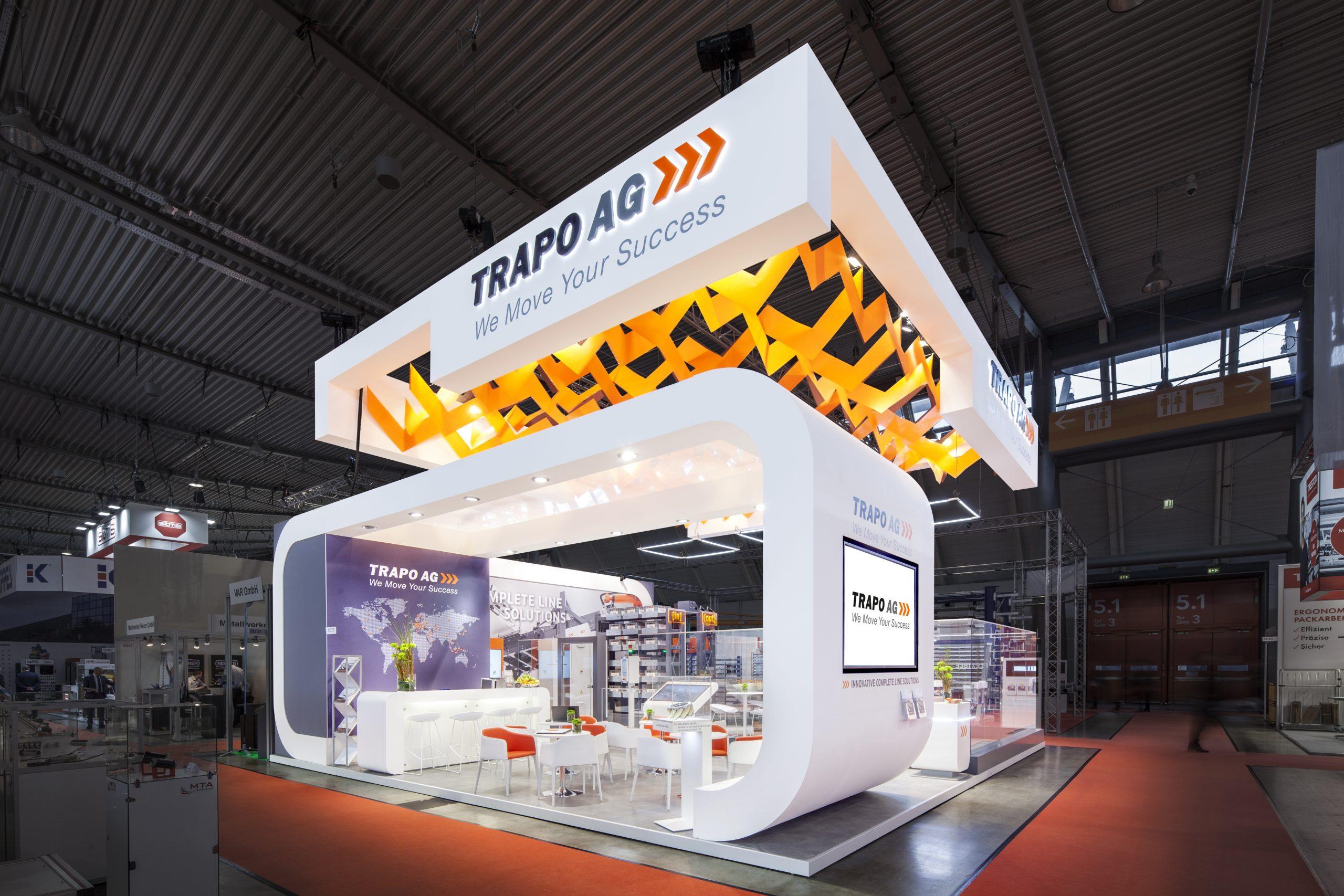 CAS Exhibition Partners - Trapo - Logimat 2019 - Stuttgart - Standbouwfotografie #8321