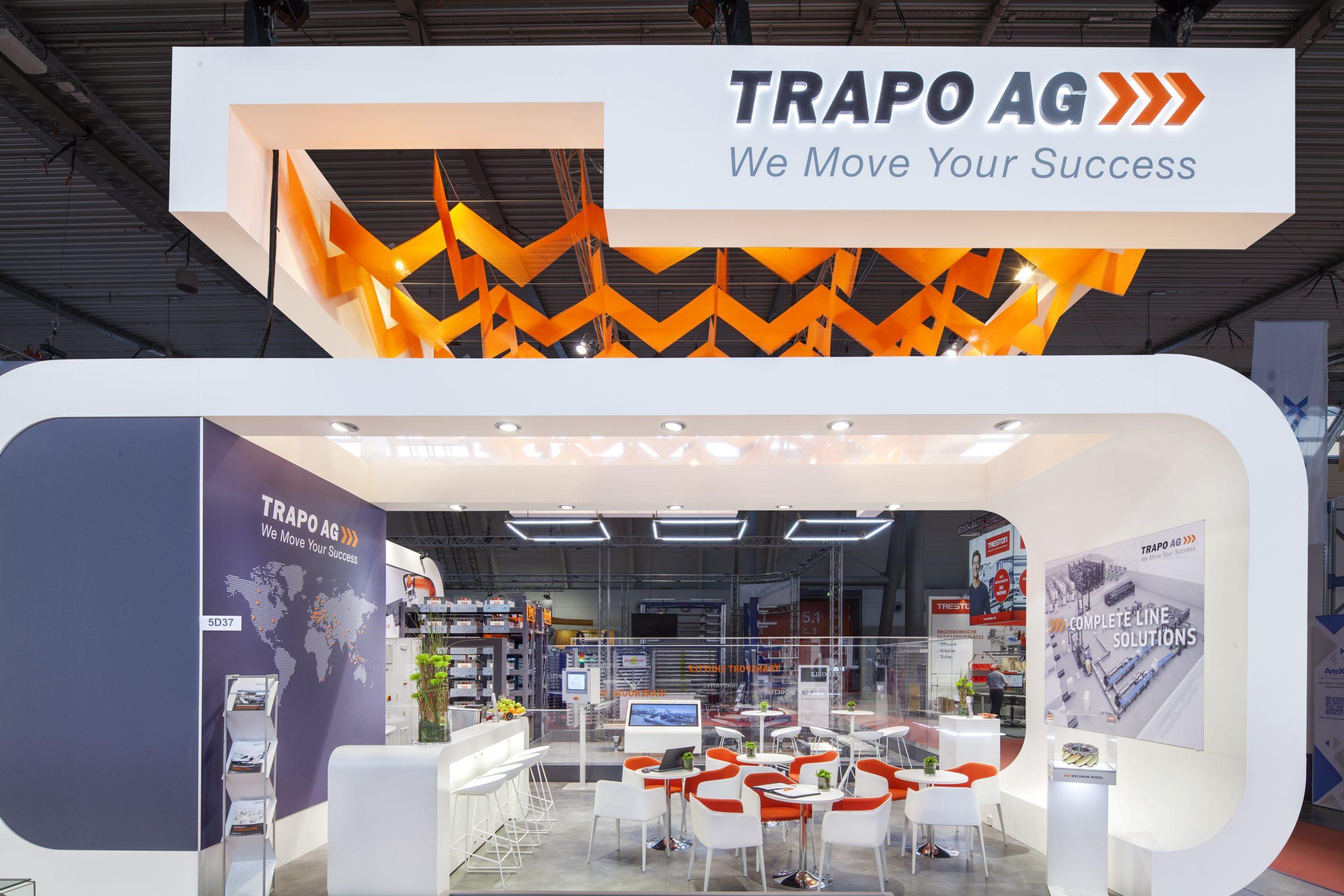CAS Exhibition Partners - Trapo - Logimat 2019 - Stuttgart - Standbouwfotografie #8330