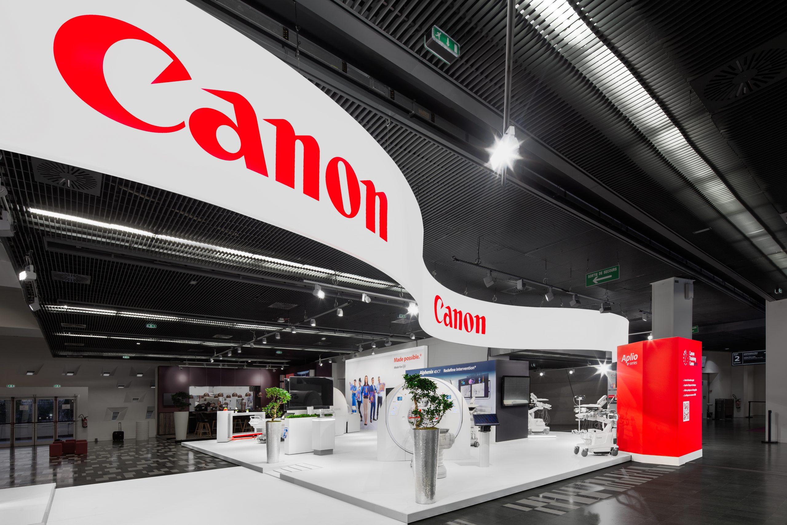 Cas Exhibition Partners - Canon - JFR 2019 - Paris - Standbouwfotografie #8848