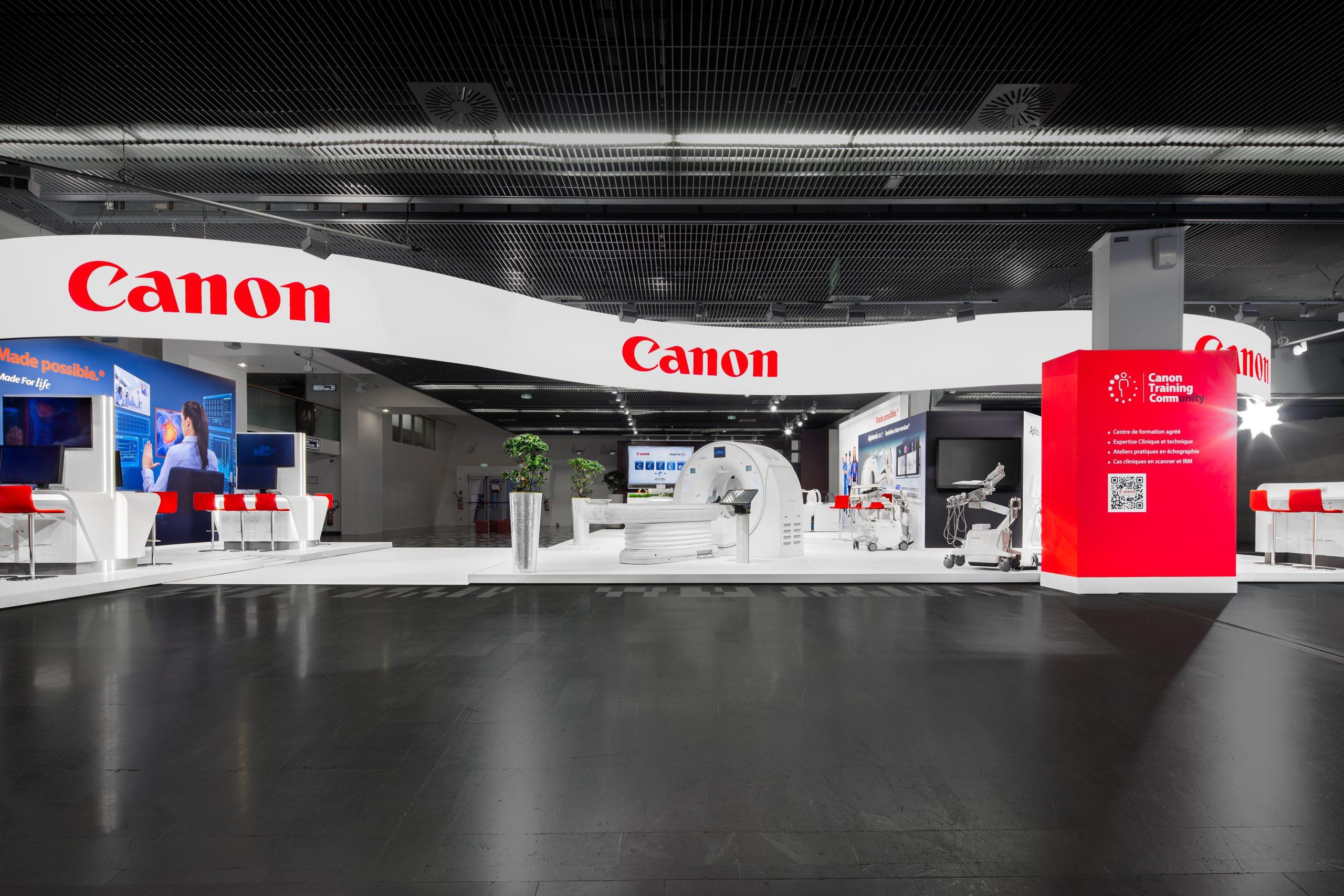 Cas Exhibition Partners - Canon - JFR 2019 - Paris - Standbouwfotografie #8852