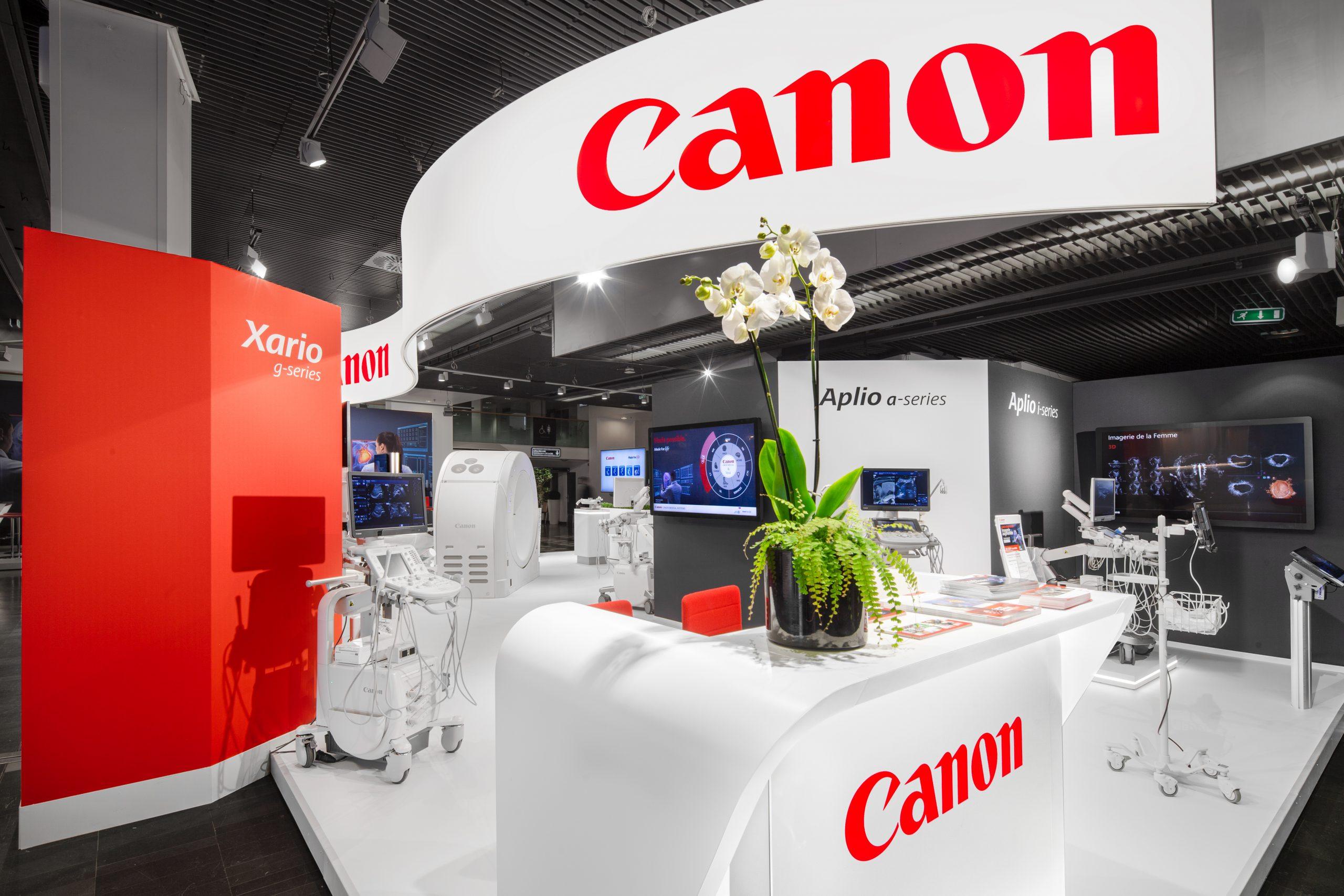 Cas Exhibition Partners - Canon - JFR 2019 - Paris - Standbouwfotografie #9007